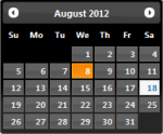 datepicker